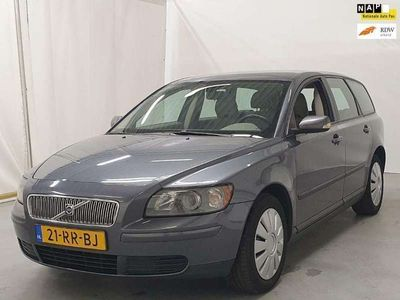 tweedehands Volvo V50 1.8 Kinetic/AIRCO/CRUISE/2XSLEUTELS/BOEKJES