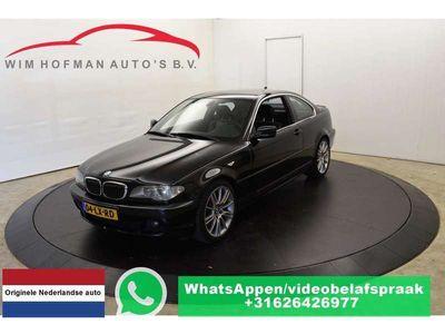 tweedehands BMW 330 330 Coupé Ci 232PK M-Pakket Leer Navi PDC Cruise
