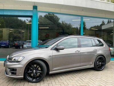 tweedehands VW Golf Variant R 4MOTION 300pk Panorama, Adaptive, Dynaudio, 19In