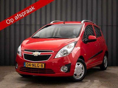 tweedehands Chevrolet Spark 1.0 16V LS, Airco, L.M.Velgen, Metallic-Lak, Dak-S
