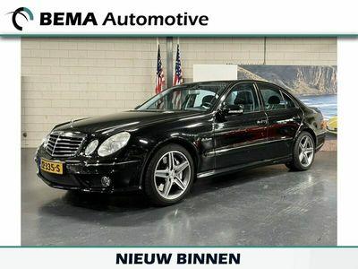tweedehands Mercedes E63 AMG (SCHUIFKANTELDAK/HARMAN-KARDON/LEER)