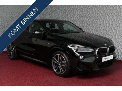 tweedehands BMW X2  18i SDRIVE EXECUTIVE M-SPORT LED ELEK KLEP. 19''LMV STOELVERW. NAVI
