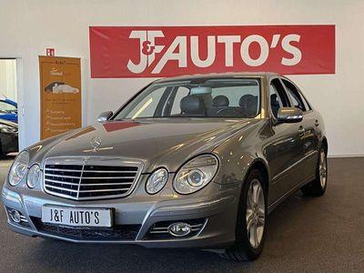 tweedehands Mercedes E230 Avantgarde AUTOMAAT, NAVIGATIE, ECC AIRCO, APK 07-