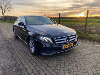 tweedehands Mercedes E220 Aut. Business Solution, Widescreen DD, Head up D
