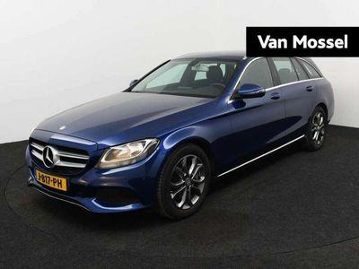 tweedehands Mercedes C300 Estate CDI Aut. HYBRID Prestige (Navi/Led/PDC)