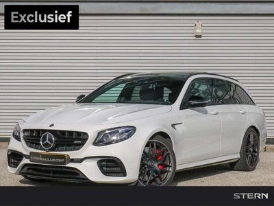 tweedehands Mercedes E63 AMG Estate S 4Matic+ | Nightpakket | Carbon | Panorama
