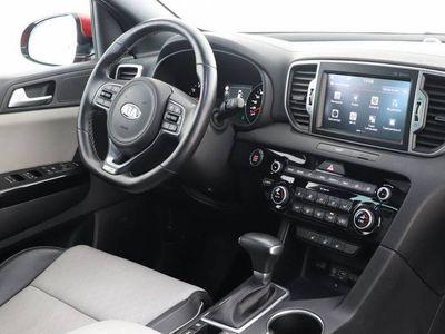 tweedehands Kia Sportage 1.6 T-GDI 4WD GT-Line PlusLine | Automaat | Leder