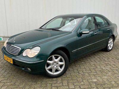 tweedehands Mercedes C240 Eleg - Automaat - LPG G3 - Mooie auto!