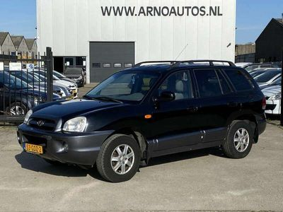 tweedehands Hyundai Santa Fe 2.4i-16V Elite, EXPORTPRIJS, AIRCO(CLIMA), CRUISE