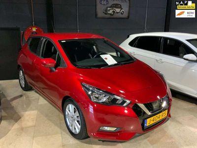 tweedehands Nissan Micra 1.0 IG-T N-Connecta 16.000KM 1e eigenaar Navigatie