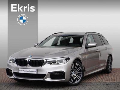 tweedehands BMW 520 5 Serie i Touring Aut. High Executive M Sportpakket