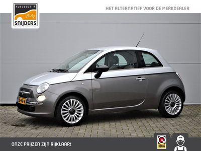 tweedehands Fiat 500 1.2 Bicolore | Airco | Lichtmetaal | Elekt.pakket -RIJKLAAR