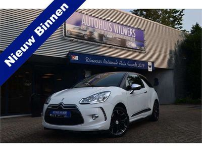 tweedehands Citroën DS3 1.6 THP Sport Chic Climate C,Cruise C,Navi,Pdc,Led