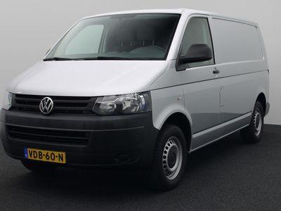 tweedehands VW Transporter T5 L1H1 AIRCO RADIO-CD BIJRIJDERSBANK SCHUIFDEUR RECHTS PARROT CARKIT TREKHAAK ETC