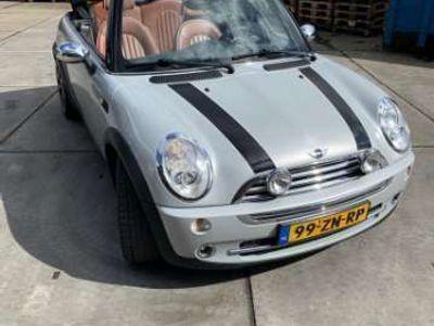 tweedehands Mini Cooper S Cabriolet