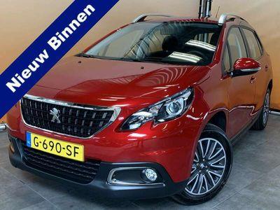 tweedehands Peugeot 2008 1.5 BlueHDi Blue Lease Active Lage KM