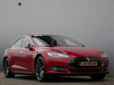tweedehands Tesla Model S 90D Performance 735pk Ludicrous Mode EXCL.BTW Pano
