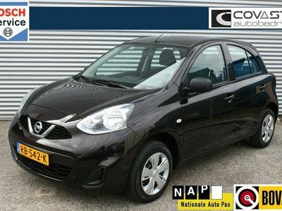tweedehands Nissan Micra 1.2 Acenta | Airco | Bluetooth | 5-deurs | Elektr. pakket |
