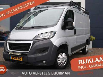 tweedehands Peugeot Boxer 330 2.0 BlueHDI L1H1 Premium Pack Navigatie, Parke