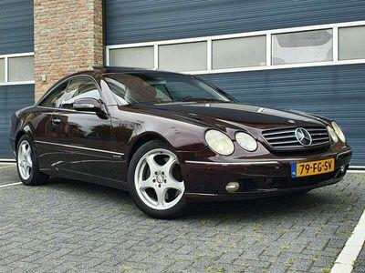 tweedehands Mercedes CL600 600