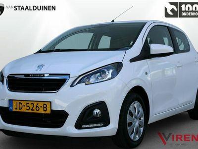tweedehands Peugeot 108 1.0 e-VTi Active Airco - Elektrische ramen - 5DRS 6 maanden Bovag garantie