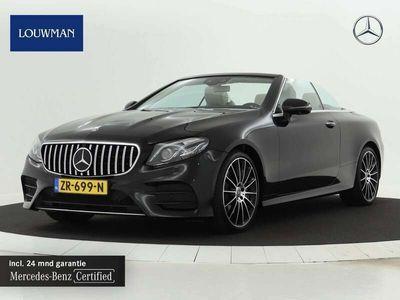 tweedehands Mercedes E350 Cabriolet Premium Plus AMG AMG Styling   Lederen I