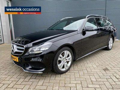tweedehands Mercedes E200 Estate Ambition Avantgarde | AMG Style | Veilighei