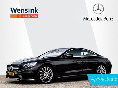 tweedehands Mercedes 500 S-KLASSE Coupé4Matic AMG | NACHTZICHT | STANDKACHEL | RIJ-ASSISTENTIE