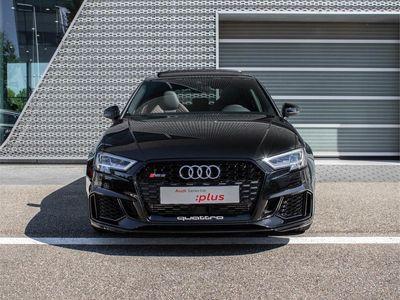 tweedehands Audi RS3 Sportback 2.5 TFSI quattro | Verlengde garantie | B&O | Leder | Parkeersensoren voor | Achteruitrijcamera | DAB | Pano.dak | Matrix LED |
