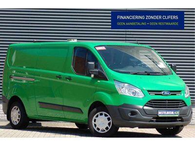tweedehands Ford Custom TransitL2H1 Lease: 223,-/maand*Gereedschapskasten*Camera*