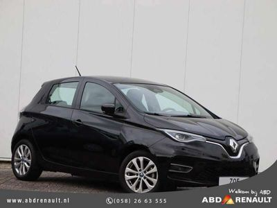 tweedehands Renault Zoe R135 Zen 50 (ex Accu)   Navi   Clima   LM   Cruise