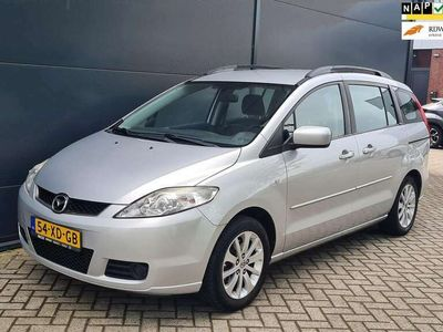 tweedehands Mazda 5 1.8 Touring AIRCO CRUISE NAP 7PERSOONS