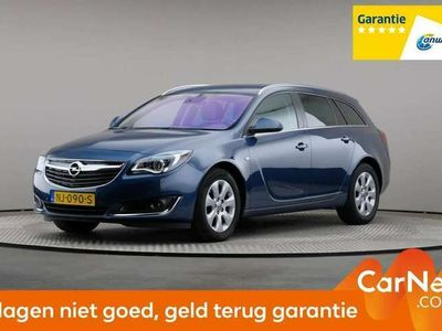 tweedehands Opel Insignia Sports Tour 1.4 T EcoFLEX Business+, Leder, Navigatie, Xenon