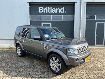 tweedehands Land Rover Discovery 4 3.0 SDV6 245pk bj2010 Comm *120.000km NAP *Navi