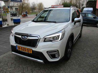 tweedehands Subaru Forester 2.0i e-BOXER First Edition automaat panorama luxe