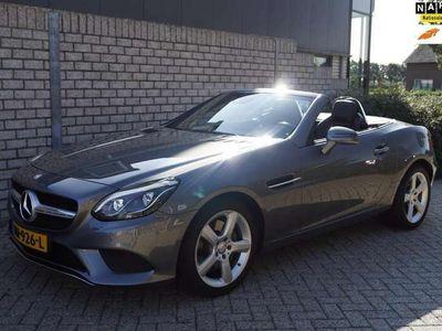 tweedehands Mercedes 200 SLCAutom 185 PK Xenon LED Leder Navi Camera Clima 2x