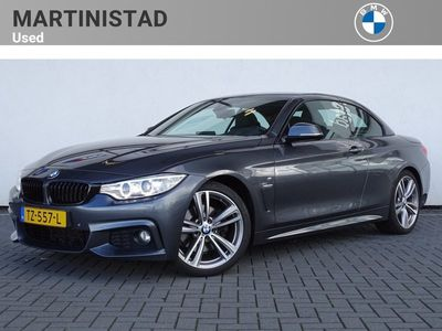 tweedehands BMW 428 4-SERIE Cabrio i High Executive | M-Sportpakket | Head-Up | Comfort Access | Camera | PDC Voor/Achter | DAB |
