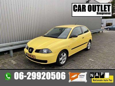 tweedehands Seat Ibiza 1.4-16V Reference 180Dkm NAP --Inruil Mogelijk--