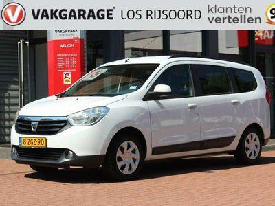 tweedehands Dacia Lodgy 1.5 90Pk Lauréate | Navigatie | Cruise control | Bluetooth | Airco |