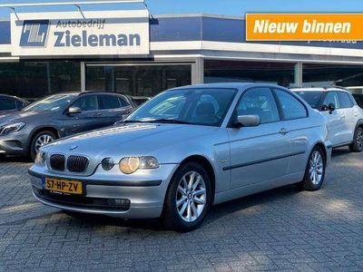 tweedehands BMW 316 Compact 316 ti Executive Airco