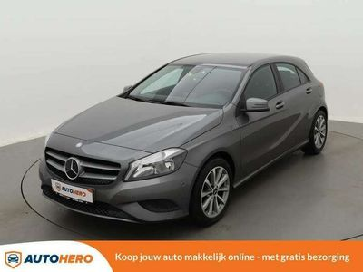 tweedehands Mercedes A180 CDI ZR10814 | Navi | Cruise | Bluetooth | Climate