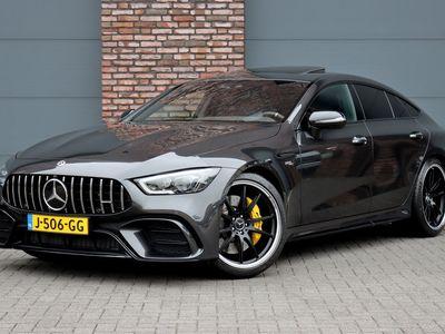 tweedehands Mercedes AMG GT 4-Door Coupe 43 4-MATIC+ Premium Plus Aut9, Luchtv