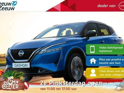 tweedehands Nissan Primera QASHQAI 1.3 MHEVEdition !! Verwacht Juni 2021 !! Beschikbaar vanaf € 40390,-