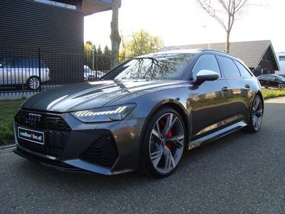 tweedehands Audi RS6 TFSI quattro RS Dynamic Head Up Panorama 22 inch