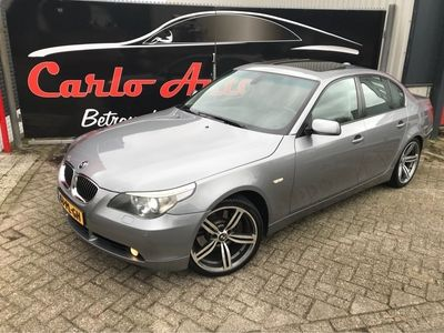 tweedehands BMW 545 5-serie i V8 333PK! VERKOCHT!