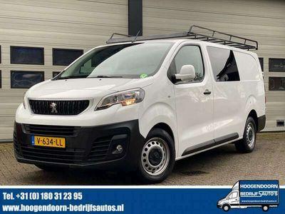 tweedehands Peugeot Expert 231 2.0 HDI 120pk L3 XXL - DC 6-Pers - Imperiaal -