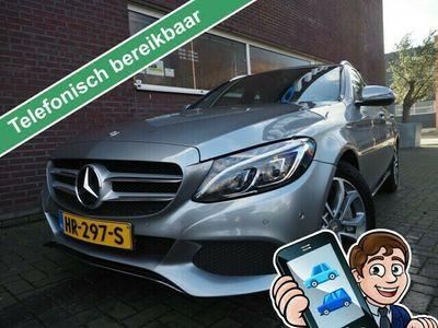 tweedehands Mercedes E350 C-KLASSE EstateEdition EX BTW LED Navi Clima Camera