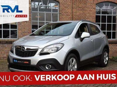 tweedehands Opel Mokka 1.6 *54.826km* Navigatie Cruise control Parkeersen