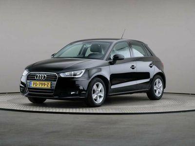 tweedehands Audi A1 Sportback 1.0 TFSI Sport Pro Line, Airconditioning, Navigatie