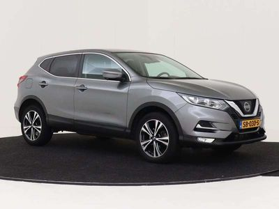 tweedehands Nissan Qashqai 1.2 N-Connecta Automaat Leder ECC Navi Camera